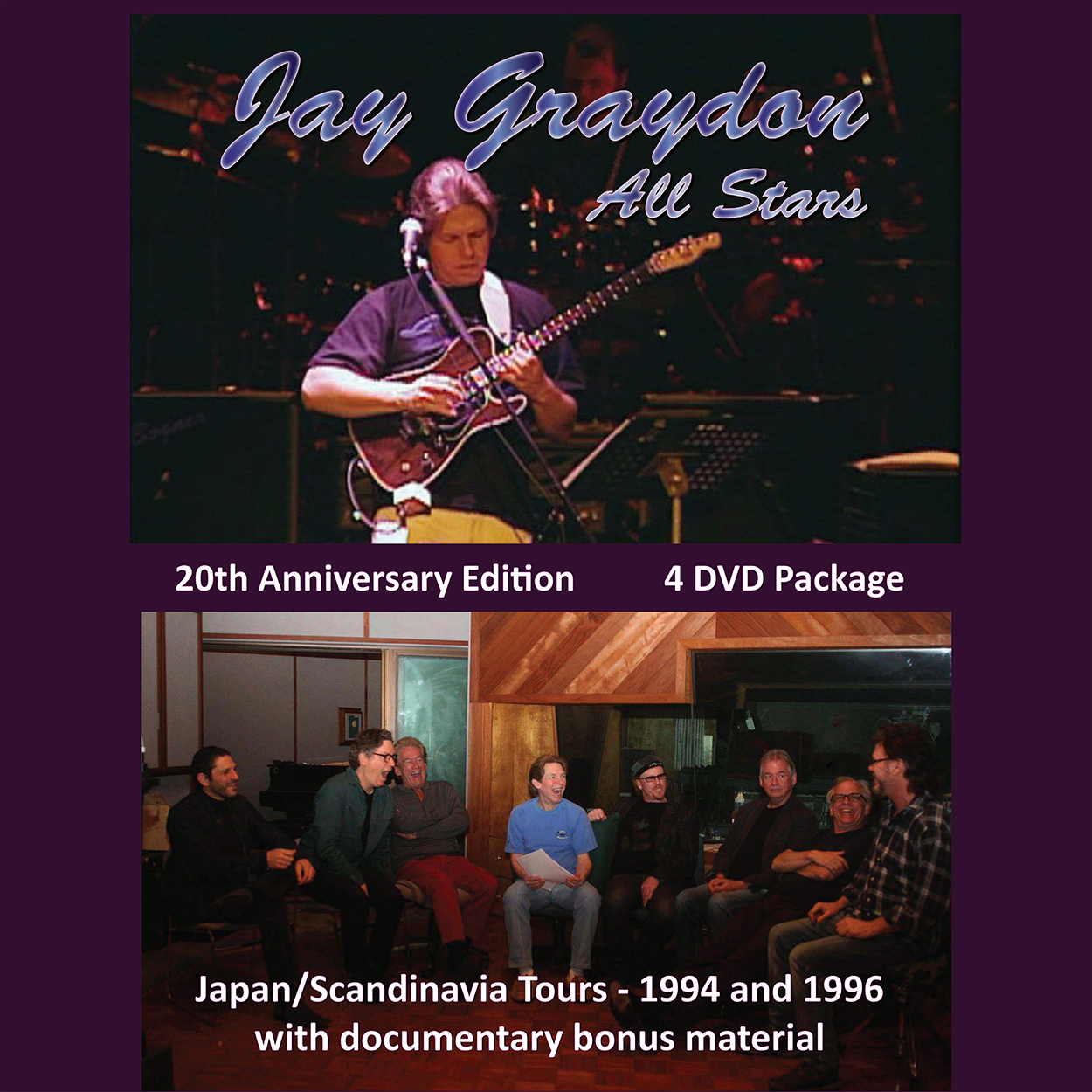 Jay Graydon All Stars 20th Anniversary Edition