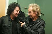Steve Lukather and Lee Ritenour