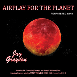 Sonic Thrust Records - AIRPLAY FOR THE PLANET - Remastered at 96k
