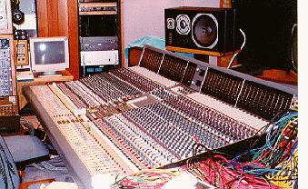 Neve V2 Mixing Console