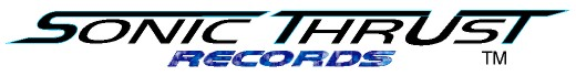 Sonic Thrust Records Logo