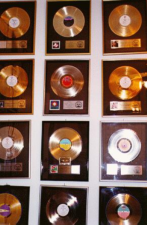 Gold and 